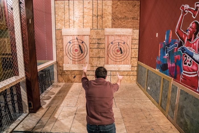 Bad Axe Throwing Chicago