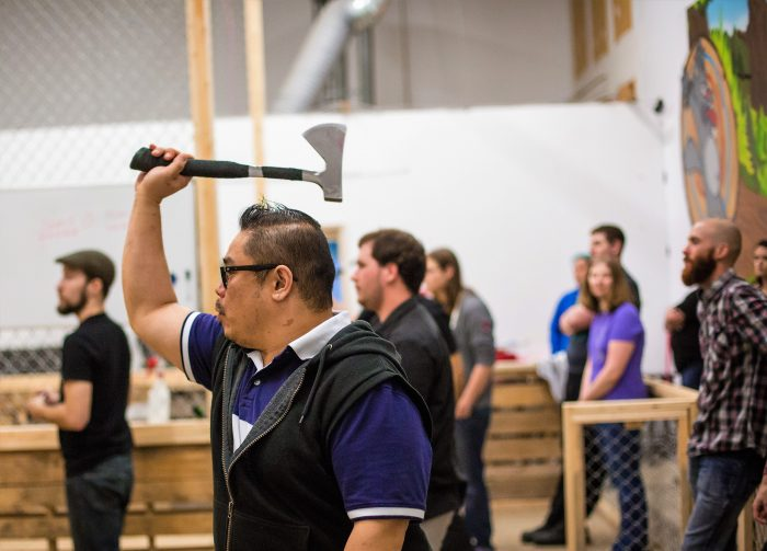 Member from Bad Axe Throwing Leagues