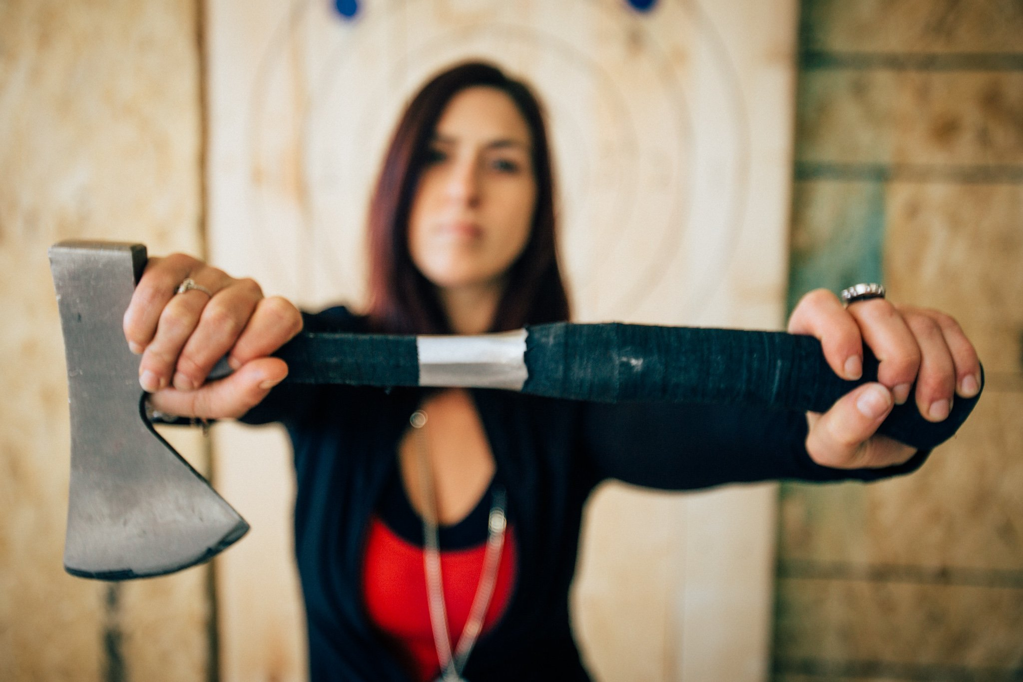 Trip Advisor ranks Bad Axe Throwing Toronto as #1