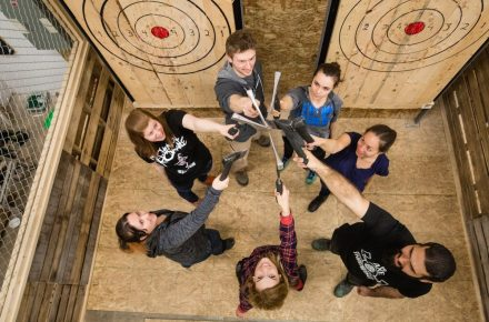 Bad Axe Throwing Group