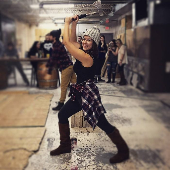 Toronto Bad Axe Throwing