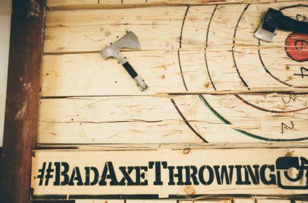 Bad Axe Throwing Oklahoma City