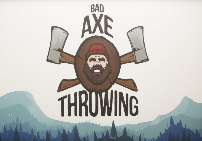 Bad Axe Throwing Opens in Washington