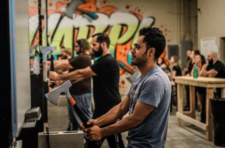 Axe Throwing Expansion in Denver