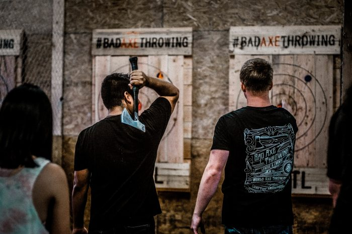 Ottawa Bad Axe Throwing