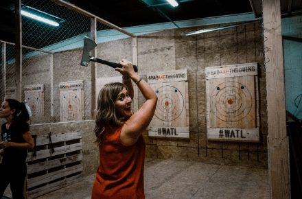 Axe Throwing in Ottawa