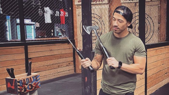 axe throwing benefits
